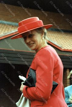 """""""June 1992 HRH Princess Alexandra on her visit to the Friarage Hospital, Northallerton. History Of Photography, Love Photography, Princess Alexandra, June 4th, Shit Happens"""