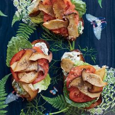 """7 Vegetarian Versions of Classic Sandwiches 
