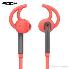 Rock Wire Music Headset Mini Sport Stereo Earphone Ergonomic In Ear Handfree Headphone For Phone Iphone With Retail Box Best Headphones For Running Best Wireless Earbuds From Dhiphone, $8.05| Dhgate.Com