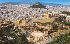 Acrópolis de Atenas - que visitar