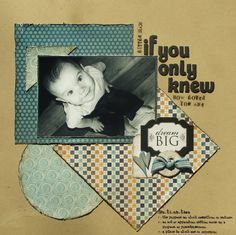 If+you+only+knew... - Scrapbook.com
