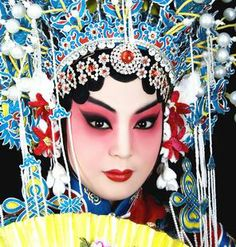 exquisite costumes, graceful gestures and martial arts