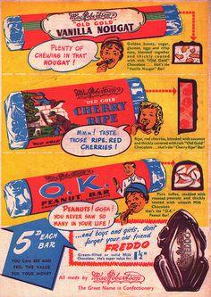 Vintage Sweets, Vintage Candy, Retro Vintage, Retro Images, Vintage Images, Vintage Posters, Retro Pictures, Australian Vintage, Australia Day