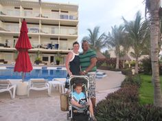 Yes you can bring your stroller to the resort - no problem!