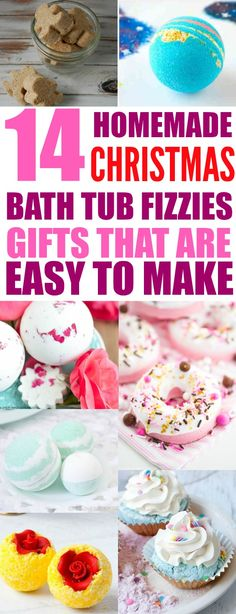 Are you looking for some homemade gift ideas? A great way to make an easy gift is homemade bath bombs.They are super easy to make take 4 ingredients or less Great Christmas Gifts, Christmas Crafts, Holiday, Xmas, Homemade Bath Bombs, Cheap Gifts, Jar Gifts, Birthday Gifts For Her, Birthday Bash