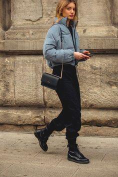 Cool Britannia! Die schönsten Street-Styles der London Fashion Week - Vogue.de