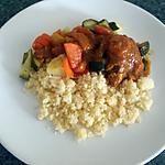 recette Tajine de poulet (thermomix)