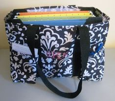 My portable office for my Thirty One Gifts Independent Consultant Business