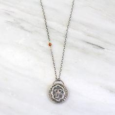 Scorpio Zodiac Medallion Necklace Scorpion Sign, Stone Wrapping, 12 Zodiac Signs, Scorpio Zodiac, Topaz, Quartz, Pendant Necklace, Sterling Silver, Gold