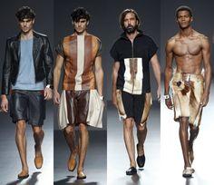Todos los hombres de la Fashion Week Madrid #men