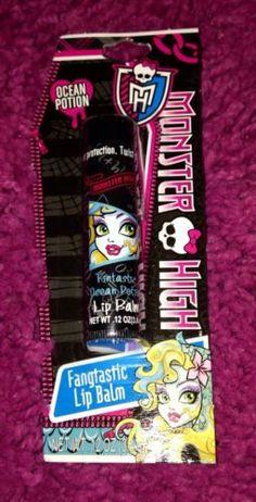 Monster High Lip Balm La...