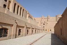 The Qala Ikhtyaruddin (Citadel) in Herat, Afghanistan