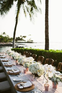 Big Island Wedding, Hawaii Wedding Idea, Fairmont Orchid Wedding, The Knoll, Vintage & Lace Wedding Coordination, www.vintageandlace.com