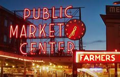 Pike Place Market bookstores - Seattle Literature | Examiner.com