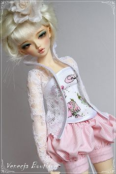 BJD cute outfit