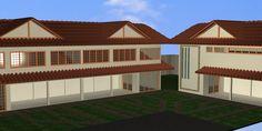 Projeto e Obra de Vila de três casas em Petrópolis-RJ
