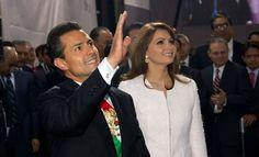 Angélica Rivera, el principal apoyo de Enrique Peña Nieto en el Primer Informe de Gobierno