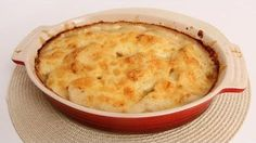 Potato Gratin Recipe - Laura in the Kitchen - Internet Cooking Show Starring Laura Vitale