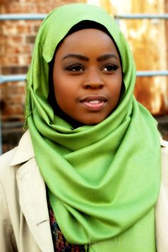 We love this olive  Pashmina hijab. Great color this season. Follow us for more hijab & Muslim fashion style ideas. $13 www.jannahgifts.com
