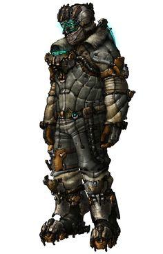Dead Space 3 - Snow Suit, make sure ur prepared.