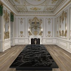 Mathieu Lehanneur's Liquid Marble installation at the V&A at London Design Festival 2016! London Design Week London Design Festivel Design trends #bestdesignfestivals #londonevents #luxuryfurniture