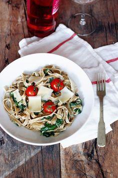 Magda Kucharzy: Makaron z gorgonzolą