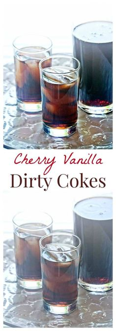 Cherry Vanilla Dirty