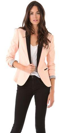cute blazer