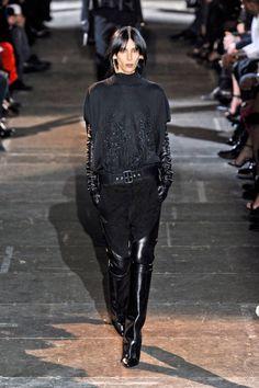 Givenchy Fall 2012 Runway