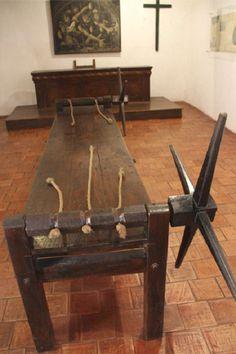 witch torture devices - Sök på Google