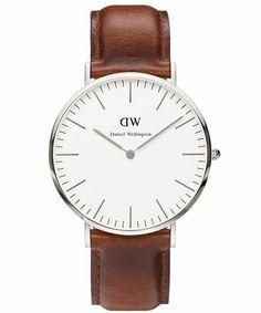 Daniel Wellington(ダニエルウェリントン)の「Daniel Wellington/ダニエルウェリントン Cassic St Mawes(Andrews) 36mm (腕時計)」です。このアイテム着用のコーディネートをチェックすることもできます。