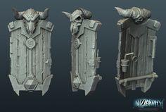 Hank_ZC - BlizzardFest - 3d - Sen'jin Shieldmasta(troll) - 3DTotal Forums