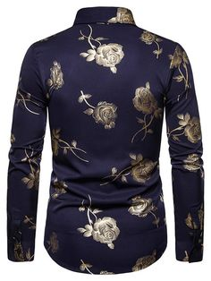 Best Mens T Shirts, Casual Shirts For Men, Men Casual, Slim Fit Dress Shirts, Cheap Shirts, Slim Man, Shirt Shop, Fashion Prints, Types Of Sleeves