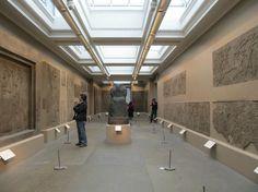 British Museum: Assyrian Reliefs