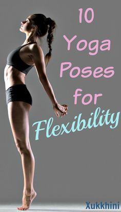 Yoga for Flexibility | Yoga for Beginners | Yoga Poses.
