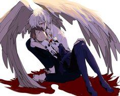 Evangelion kaworu and shinji