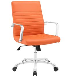 Finesse Mid Back Office Chair | Modway Furniture | Home Gallery Stores