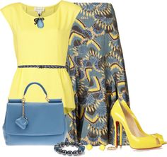 """Church Going"" by jayhawkmommy ❤ liked on Polyvore"