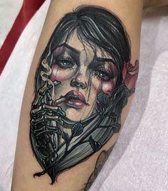 #skullhand☠️#woman -🌹 tattoo문의&상담:카톡ID:qpqpgi 010-9078-7474 Tattoo machines by @cstattoomachine #neotraditional#neotraditionaltattoo#skullhandwoman#skullhand#womantattoo#크리스탈#이바사타투#홍대타투#타투이스트크리스탈