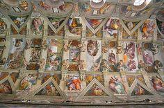 Sistine Chapel...no foto!