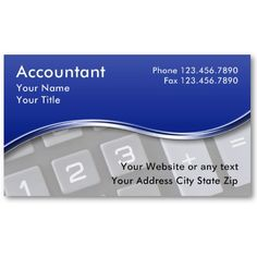 Simple accountant business cards accountant business cards simple accountant business cards accountant business cards pinterest business cards and business fbccfo Image collections