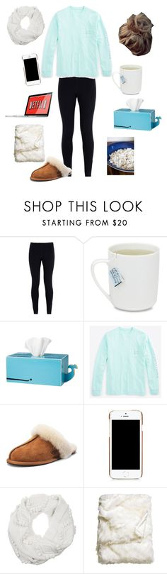 """Sick Day🤒"" by lily264 ❤ liked on Polyvore featuring NIKE, Vineyard Vines, UGG, Moschino, 3.1 Phillip Lim and H&M"