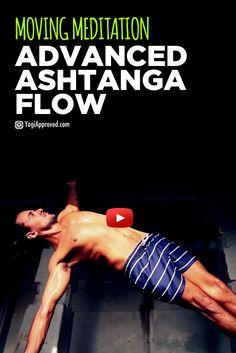 Olivier David | Advanced Ashtanga Flow (Video)
