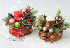 Candle Arrangements, Christmas Floral Arrangements, Christmas Table Centerpieces, Christmas Tree Decorations, Christmas Tree Ornaments, Christmas Wreaths, Christmas Neighbor, Christmas Toys, Christmas Crafts For Kids