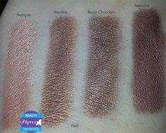Too Faced the Chocolate Bar Eye Palette Review - Phyrra   Beauty for the Bold