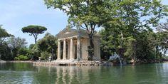 Villa Borghese- The Most Rome-antic Anniversary