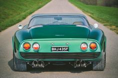 This Bizzarrini 5300 GT Strada Alloy is the Sexiest Car You've Never Heard Of - Supercompressor.com
