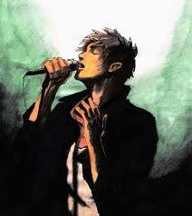 Arthur Kirkland singing