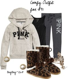 """Outfit 2 Under $100"" by taytay-268 on Polyvore"