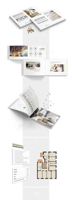 Printdesign der Extraklasse: Hochwertige Immobilien-Exposés für die Marke Kiefer & Remberg #branding #markenkommunikation #webdesign #printdesign #logodesign #3d